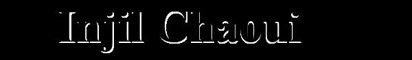 Injil Chaoui –